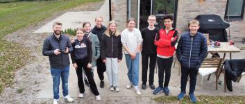 Konfirmation i Ørre og Sinding kirker