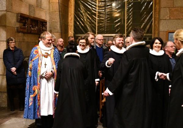 Ordination i Viborg Domkirke